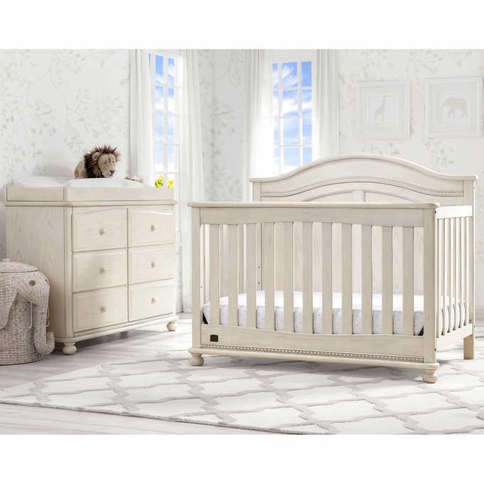 Simmons Kids Kegan 6-piece Nursery Furniture S