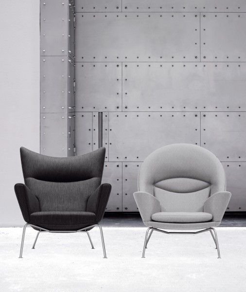 Hans J. Wegner Wing Chair and Oculus Chair | Furniture, Luxury .