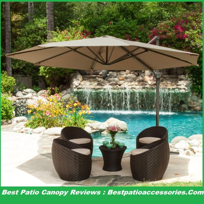 Best Patio Canopy Reviews 2020 | Top Quality Sturdy And Outdoor .