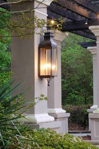 Shop Lanterns | Carolina Lanterns & Lighting- Charleston Style .