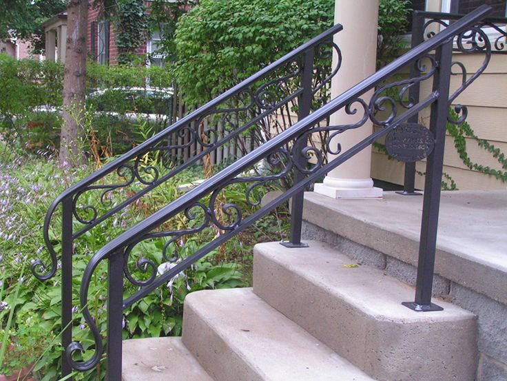 Gallery | Railings outdoor, Exterior stairs, Exterior stair raili