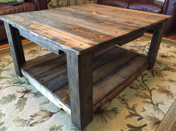 Pallet Coffee Table | Et