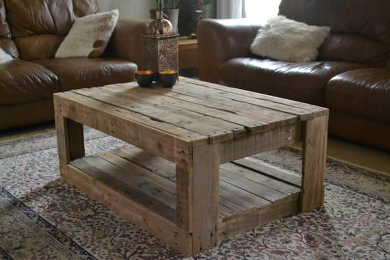 The 62 Most Creative Pallet Coffee Tables For Your Inspiration .