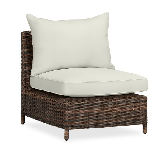 Torrey Patio Outdoor Furniture Replacement Cushions | Pottery Ba
