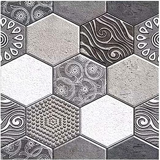 Amazon.com: TheJD Self Stick Backsplash Tile Bathroom and Kitchen .
