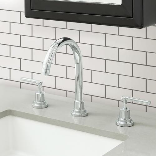 InHome™ Peel & Stick Backsplash Tiles - 4 pk. at Menards