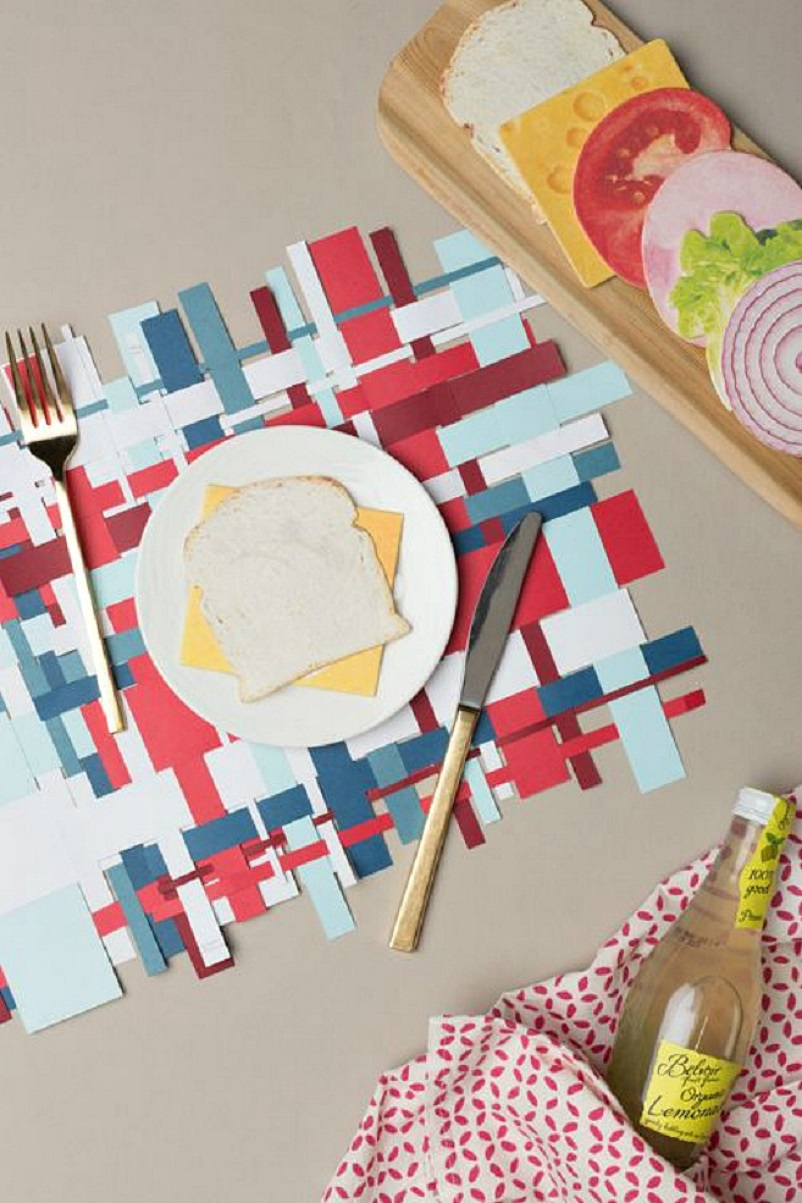 Placemats Ideas