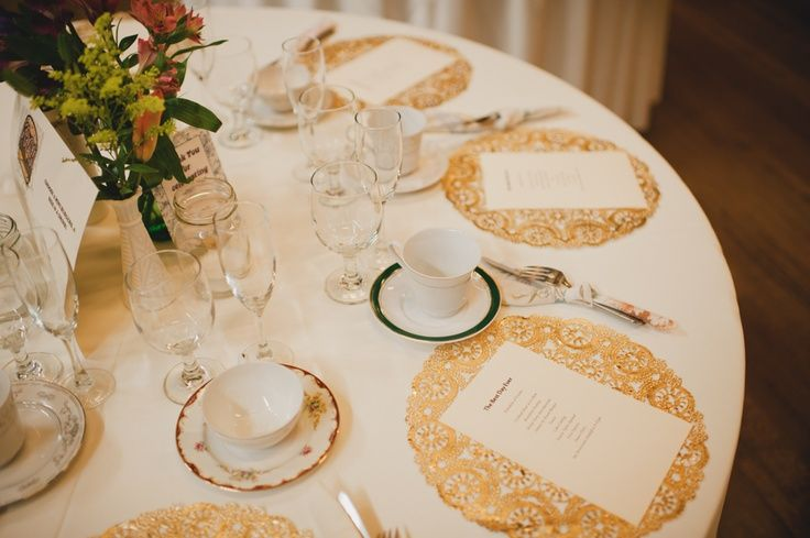 wedding placemat ideas - Google Search | Wedding placemats .