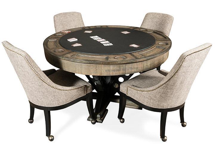 Presidential Billiards Vienna Poker Table Set — Chesapeake Billiar