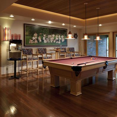 Pool Table Room Design Ideas, Pictures, Remodel and Decor | Pool .
