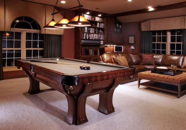 Inspiring game rooms decorating ideas | Game room design .