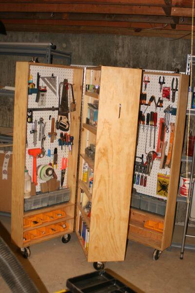 Portable Tool Storage Unit | Tool storage, Storage, Portable too
