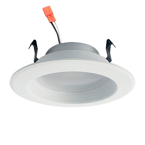 "Green Watt 4"" dimmable LED recessed lighting 13watt retrofit white ."