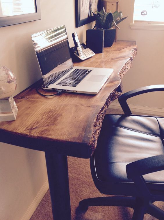 Reclaimed Wood Desks - The Bridge Between Past And Present In Your .