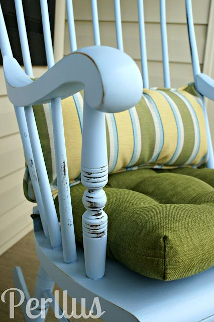 Furniture Redo | Painted rocking chairs, Old rocking chairs, Diy .