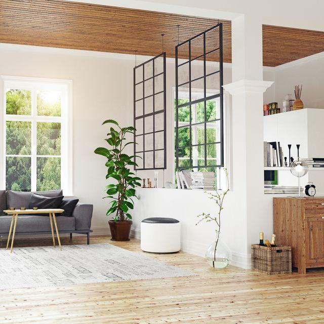 20 Creative DIY Room Dividers - Best Room Divider Ide