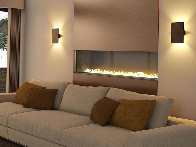 18 Modern Living Room Wall Lighting Ideas | YLighting Ide