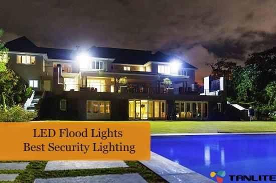 LED Flood Lights – Best Security Lighting – TANLI