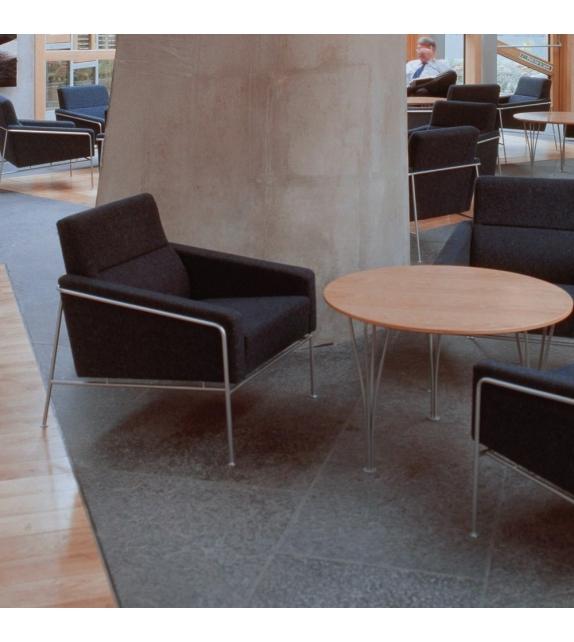 Series 3300 Lounge Chair Fritz Hansen - Milia Sh