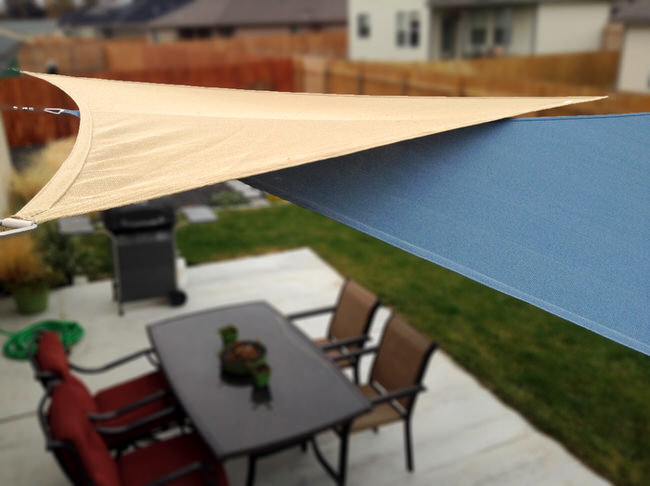 How to Install & Use Shade Sails • The Garden Glo