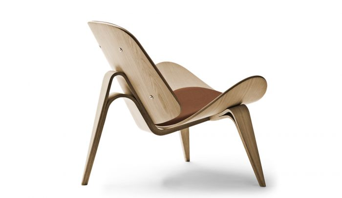 Carl Hansen & Son CH07 Shell Chair | Dopo Doma