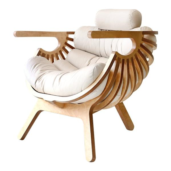Branca Shell Chair by Marco Sousa Santos | Design Publ