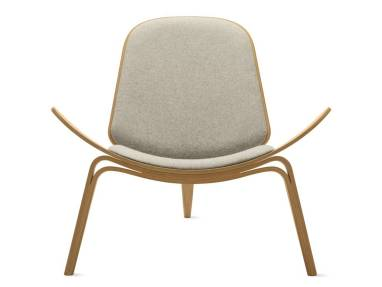 Shell Lounge & Vintage Chair CH07 by Coalesse | Steelca