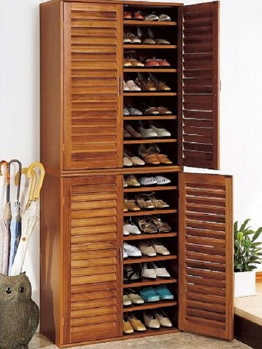 30+ Great Shoe Storage Ideas To Keep Your Footwear Safe And Sound .
