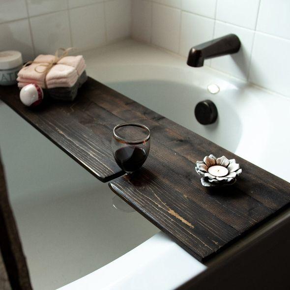10 Best Bathtub Trays to Buy in 2020 - Best Bath Caddi
