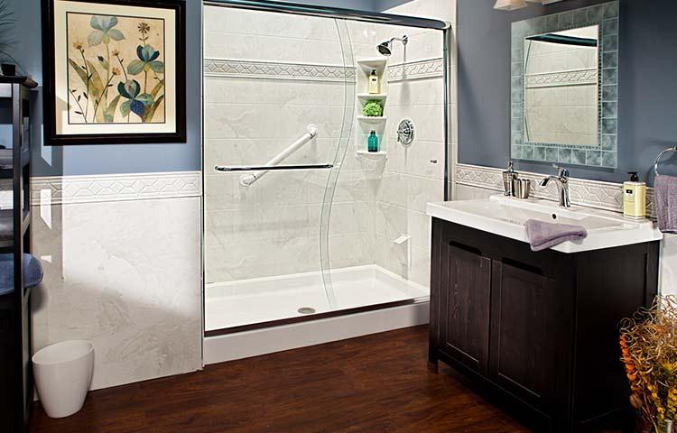 Shower Surrounds   Shower Enclosures   Shower Walls   Bath Plan