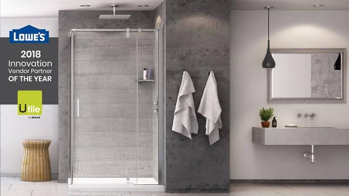 Shower Wall & Surrounds   MAAX   Ma