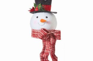 Snowman Tree Topper - Item 281647 | The Christmas Mou
