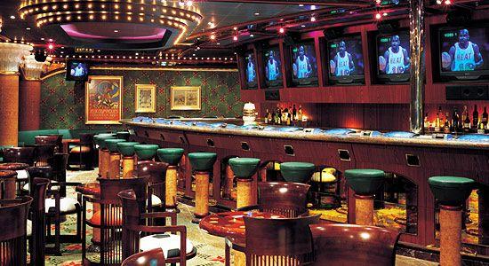 sports bars | sports_bar_pic | Sports bar decor, Bar decor, Sports b