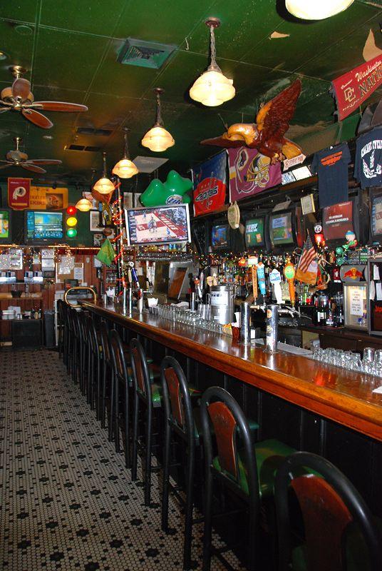 Kilroy's | Sports bar decor, Sport bar design, Sports b
