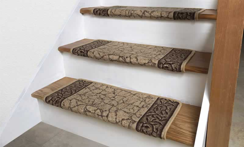 How to Install Carpet Stair Treads on Your Staircase - Arrow .