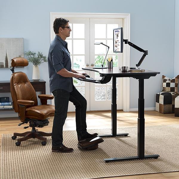AdaptDesk Adjustable Standing Desk - Relax The Ba