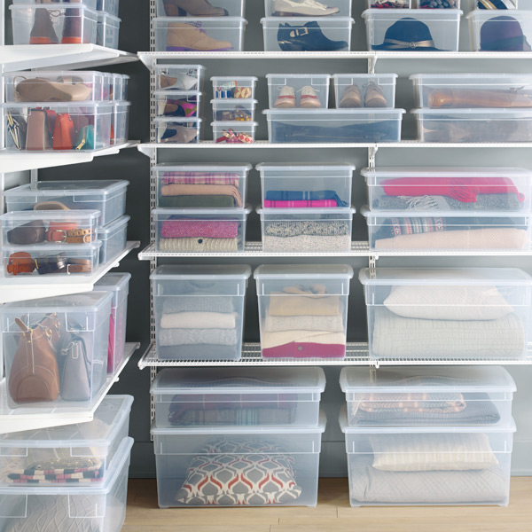 Sweater Storage Boxes - Our Sweater Boxes | The Container Sto