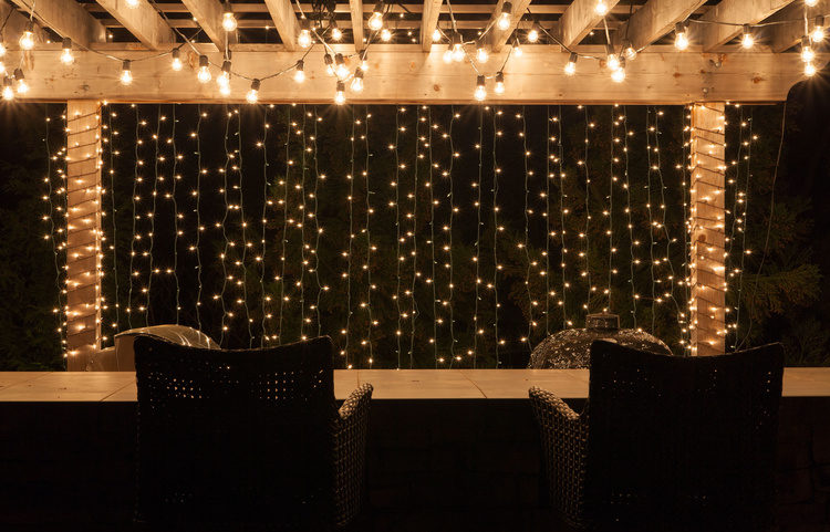 String Lights Ideas