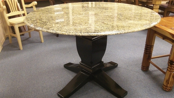 Heavy Table Tops: Choosing the Best Base for Marble or Grani