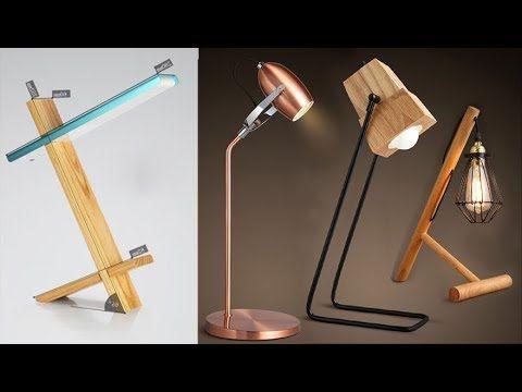 25 Best DIY LED table Lamp Ideas, Eye Protect Night Lights, DIY .