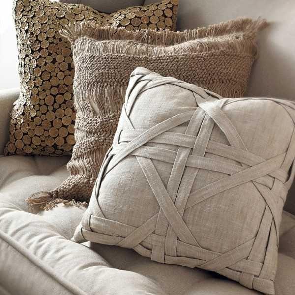 Alsancak | Woven pillows, Diy pillows, Pillo
