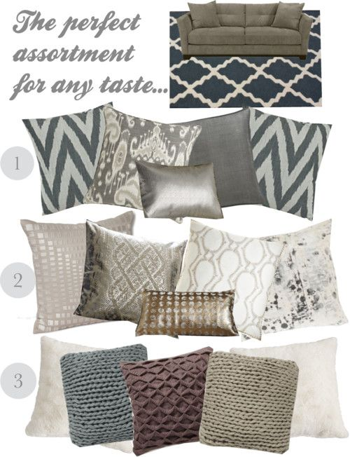 New Couch Pillow Recommendations - Fashionable Hostess | Living .