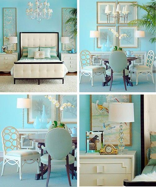 tiffany blue bedroom ideas | Tiffany blue bedroom, Grace home .