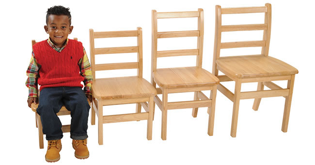 Choosing Appropriate Chair and Table Sizes for Studen