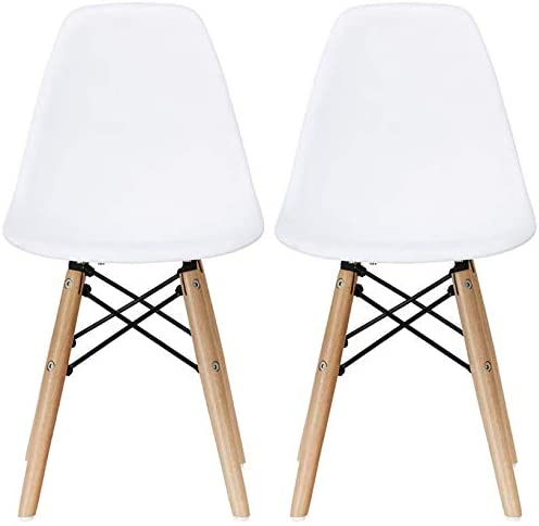 Amazon.com: 2xhome - Kids Size Plastic Toddler Chairs with Natural .