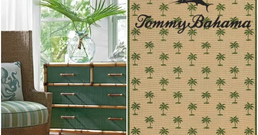 Tommy Bahama Island Furnishings & Decor Collections - Coastal .