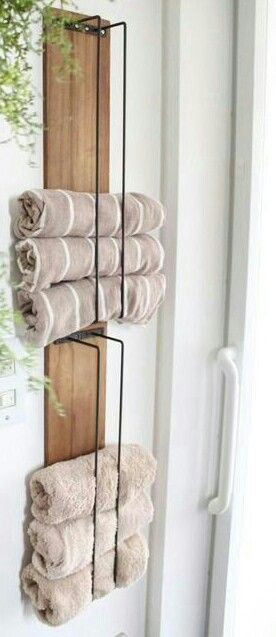 The Most Beautiful Ideas For Diy Towel Holder/rack | Towel holder .