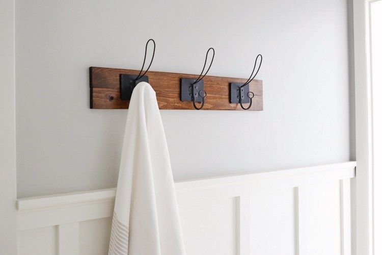 15 Great Bathroom Towel Storage Ideas For Your Next Weekend Proje