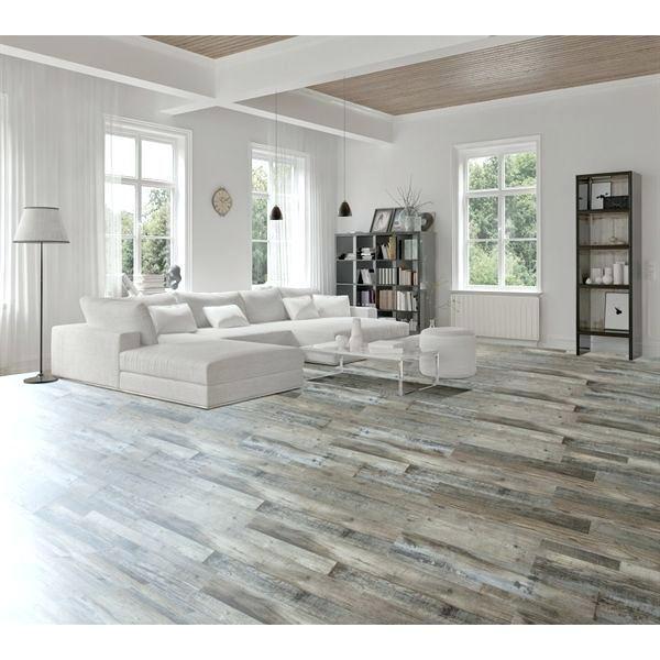 47+ Amazing Gray Plank Flooring Ideas - Decornish [dot] com .