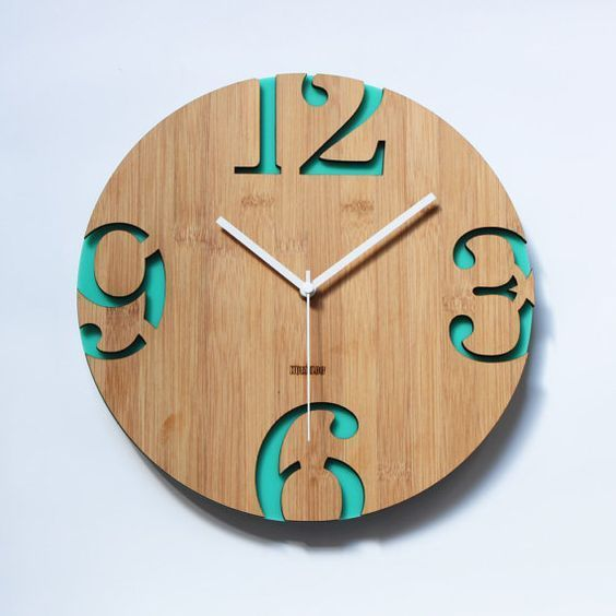 The Fantastic And Thrilling Diy Wall Clock Ideas You Must Know .
